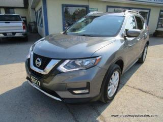 Used 2017 Nissan Rogue ALL-WHEEL DRIVE SV MODEL 5 PASSENGER 2.5L - DOHC.. HEATED SEATS.. BACK-UP CAMERA.. SPORT & ECO MODE PACKAGE.. BLUETOOTH SYSTEM.. POWER SUNROOF.. for sale in Bradford, ON