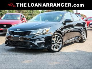 Used 2019 Kia Optima for sale in Barrie, ON