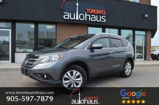 Used 2013 Honda CR-V EX-L I LEATHER I SUNROOF I AWD for sale in Concord, ON