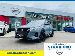 New 2021 Nissan Kicks SR for sale in Stratford, ON