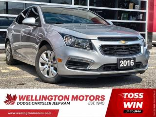 Used 2016 Chevrolet Cruze Limited LT for sale in Guelph, ON