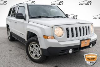 Used 2013 Jeep Patriot Sport/North SOLD AS TRADED, YOU CERTIFY, YOU SAVE!!! for sale in Barrie, ON