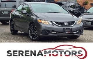 Used 2013 Honda Civic LX | AUTO | BLUETOOTH | HTD SEATS | LOW KM for sale in Mississauga, ON