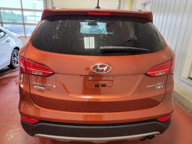 2014 Hyundai Santa Fe Sport Limited AWD Photo3