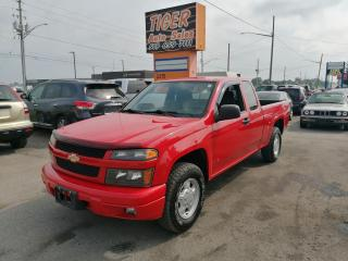 Used 2006 Chevrolet Colorado EXT CAB*ONLY 99KMS*RED COLOUR*GREAT SHAPE*CERT for sale in London, ON