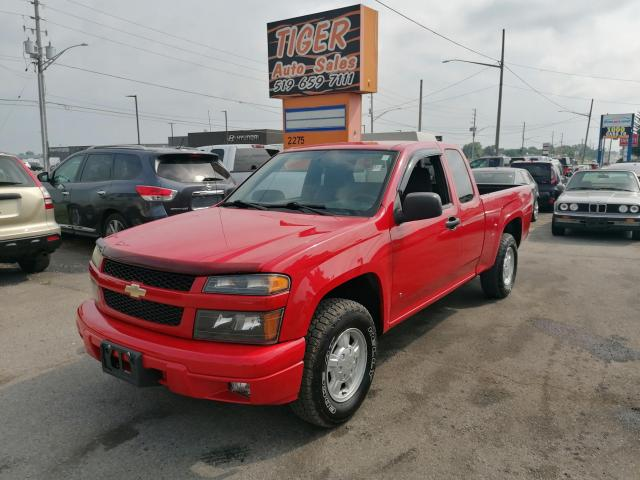 2006 Chevrolet Colorado EXT CAB*ONLY 99KMS*RED COLOUR*GREAT SHAPE*CERT