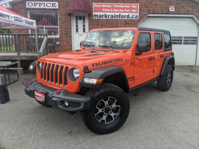 2019 Jeep Wrangler Rubicon Htd Seats/Steering Wheel Bluetooth Hardtop