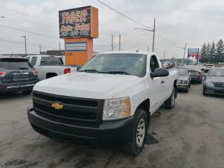 Used 2008 Chevrolet Silverado 1500 SHORT CAB*8' LONG BOX*ONLY 135KMS*CERTIFIED for sale in London, ON