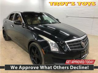 Used 2014 Cadillac ATS AWD for sale in Guelph, ON