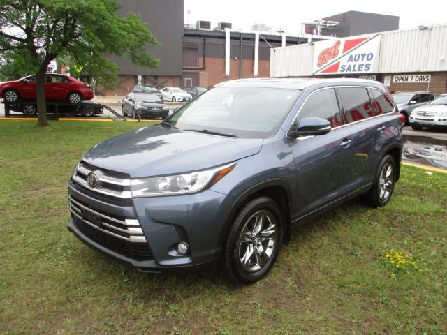 2017 Toyota Highlander Limited ~ JBL ~ 360 CAMERAS ~ NAV ~ PANORAMIC ROOF