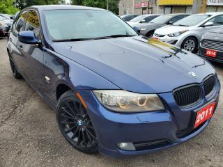 Used 2011 BMW 3 Series 328iX/AWD/NAVI/LEATHER/ROOF/LOADED/ALLOYS++ for sale in Scarborough, ON