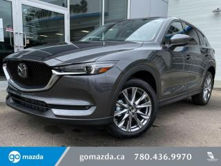 New 2021 Mazda CX-5 GT for sale in Edmonton, AB