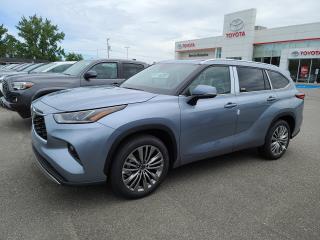 New 2021 Toyota Highlander Platinum - Premium Color for sale in North Temiskaming Shores, ON