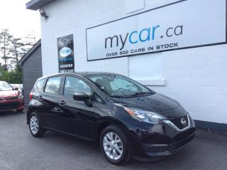 Used 2017 Nissan Versa Note 1.6 SV ALLOYS, HEATED SEATS, BACKUP CAM, BLUETOOTH!! for sale in Richmond, ON