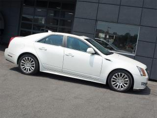 Used 2011 Cadillac CTS AWD|3.6L|PANOROOF|LEATHER|18 inch ALLOYS for sale in Toronto, ON