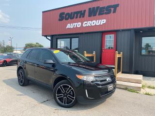 Used 2013 Ford Edge SEL AWD|Navi|Htd Lthr Seats|PwrLiftgate|PanoRoof for sale in London, ON