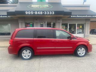 Used 2013 Dodge Grand Caravan Crew for sale in Mississauga, ON