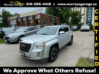 Used 2014 GMC Terrain SLE for sale in Guelph, ON