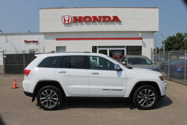 2018 Jeep Grand Cherokee Limited 4X4 V6 LEATHER REMOTE START