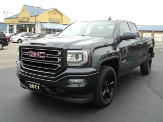Used 2017 GMC Sierra 1500 Elevation DoubleCab 4x4 5.3L 6.5ftBox BackCam for sale in Brantford, ON