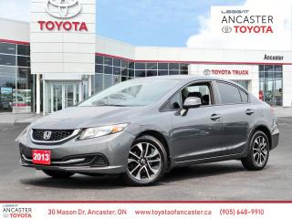 Used 2013 Honda Civic EX for sale in Ancaster, ON