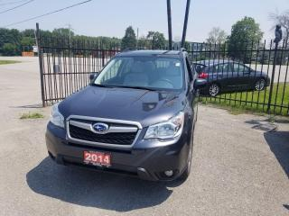 Used 2014 Subaru Forester for sale in Barrie, ON