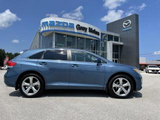 Used 2011 Toyota Venza V6 for sale in Owen Sound, ON