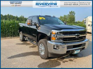 Used 2019 Chevrolet Silverado 2500 HD LT One Owner   Keyless Entry   OnStar   Teen Driver for sale in Wallaceburg, ON