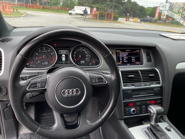 2012 Audi Q7 3.0T S Line Navigation /Panoramic Sunroof /Camera Photo13