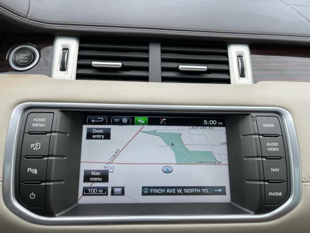 2014 Land Rover Range Rover Evoque Prestige Navigation /Panoramic Sunroof/Camera Photo13