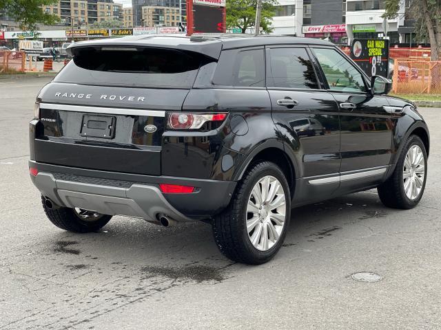 2014 Land Rover Range Rover Evoque Prestige Navigation /Panoramic Sunroof/Camera Photo7