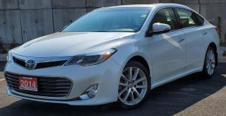 Used 2014 Toyota Avalon Limited for sale in Sarnia, ON