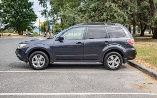 Used 2012 Subaru Forester Black for sale in Vancouver, BC