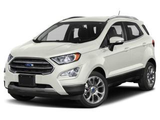 New 2021 Ford EcoSport Titanium for sale in Fort Saskatchewan, AB