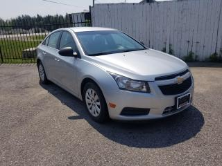 Used 2011 Chevrolet Cruze LS+ w/1SB for sale in Barrie, ON