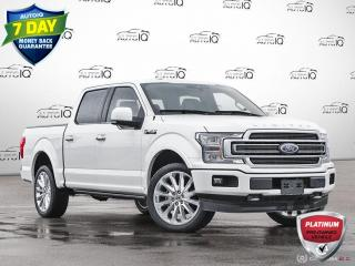 Used 2019 Ford F-150 Wow F-150 Limited | Limited | Low Kms !! for sale in Oakville, ON