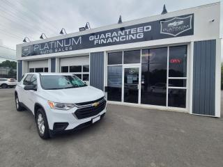Used 2019 Chevrolet Traverse LS for sale in Kingston, ON
