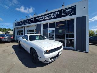 Used 2018 Dodge Challenger SXT for sale in Kingston, ON