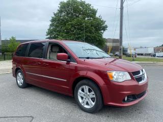 Used 2011 Dodge Grand Caravan Crew Plus for sale in North York, ON