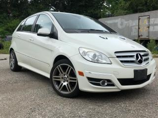 Used 2011 Mercedes-Benz B-Class 4dr HB B 200 Turbo for sale in Waterloo, ON