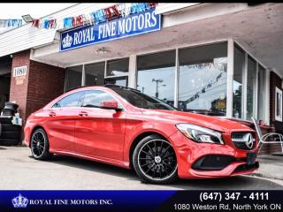 Used 2018 Mercedes-Benz CLA-Class CLA 250 4MATIC Coupe for sale in Toronto, ON