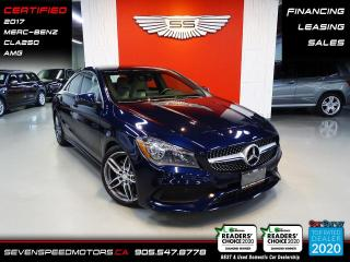 Used 2017 Mercedes-Benz CLA-Class for sale in Oakville, ON