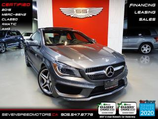 Used 2015 Mercedes-Benz CLA-Class AMG   CERTIFIED   FINANCE   9055478778 for sale in Oakville, ON