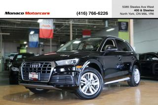 Used 2018 Audi Q5 KOMFORT - LEATHER|BACKUP CAMERA| SOLD ! for sale in North York, ON