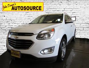 Used 2016 Chevrolet Equinox LTZ for sale in Peterborough, ON