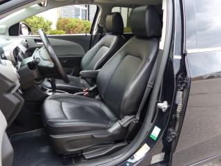 Used 2013 Chevrolet Sonic LTZ,LEATHER,NO-ACCIDENT,FULLY LOADED,CERTIFIED, for sale in Mississauga, ON