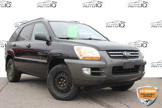 Used 2008 Kia Sportage LX AS TRADED for sale in Hamilton, ON