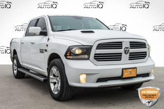 Used 2013 RAM 1500 Sport AS TRADED SPECIAL   YOU CERTIFY, YOU SAVE for sale in Innisfil, ON