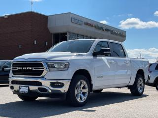 Used 2019 RAM 1500 Big Horn NAVI/BLIND SPOT DETECTION/20 INCH WHEELS for sale in Concord, ON