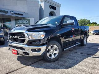 Used 2019 RAM 1500 Big Horn for sale in Sarnia, ON